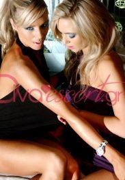Claudia and Viki